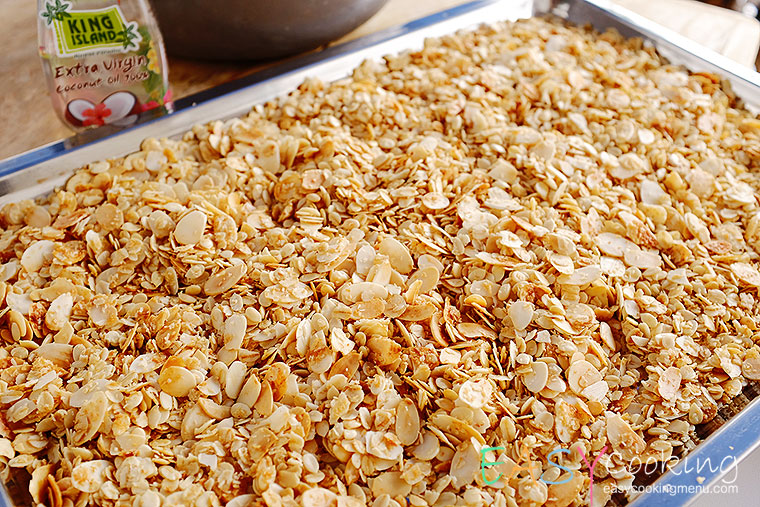 granola clean easycooking 15
