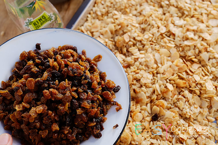 granola clean easycooking 16