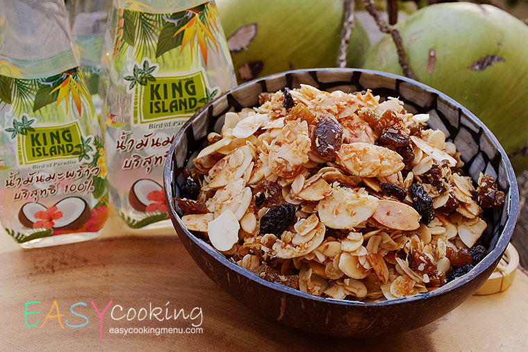 granola clean easycooking 18