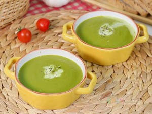 Tuna Green Soup